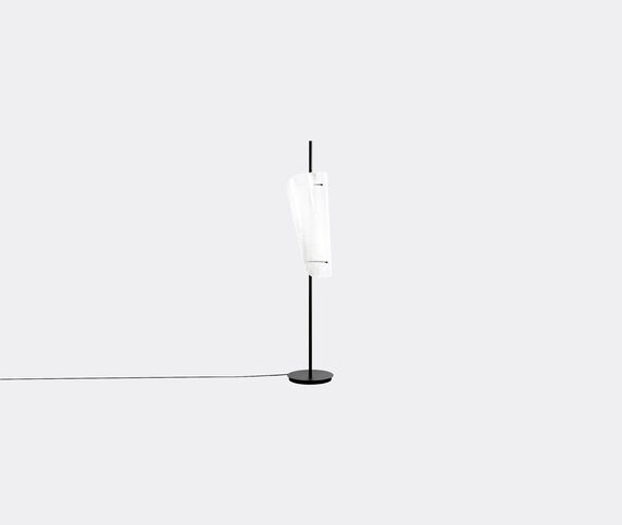 Pulpo 'Bent One' lamp, clear