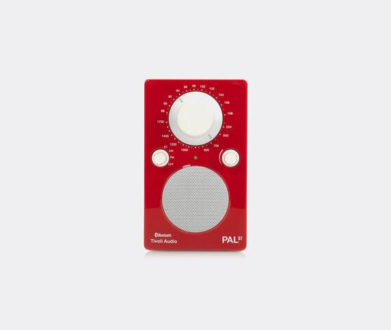 Tivoli Audio 'Pal Bluetooth' red, UK plug
