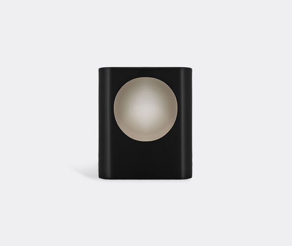 Raawii 'Signal' lamp, black, UK plug