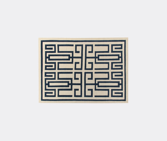 Amini Carpets 'Labrinto' rug, blue