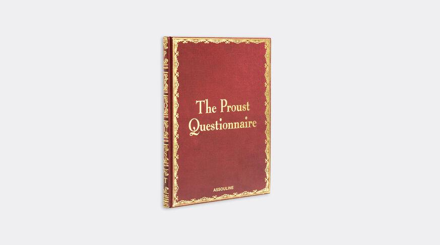 Assouline Proust Questionnaire 1
