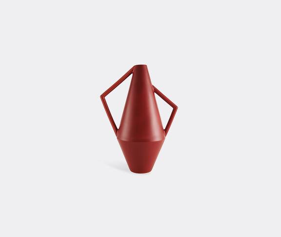 Atipico Koravase Ceramic Vase - Ø Mm 240Xh.525 - Col. Purple Red 2