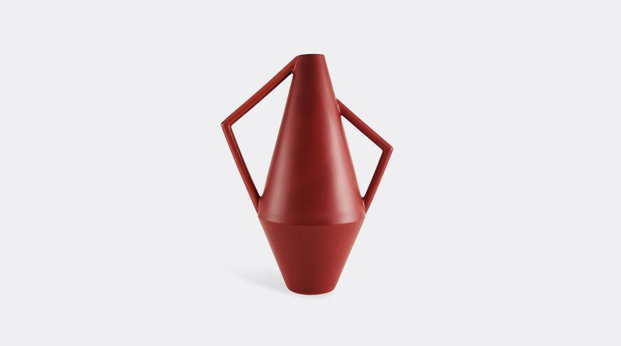 Atipico Koravase Ceramic Vase - Ø Mm 240Xh.525 - Col. Purple Red 1