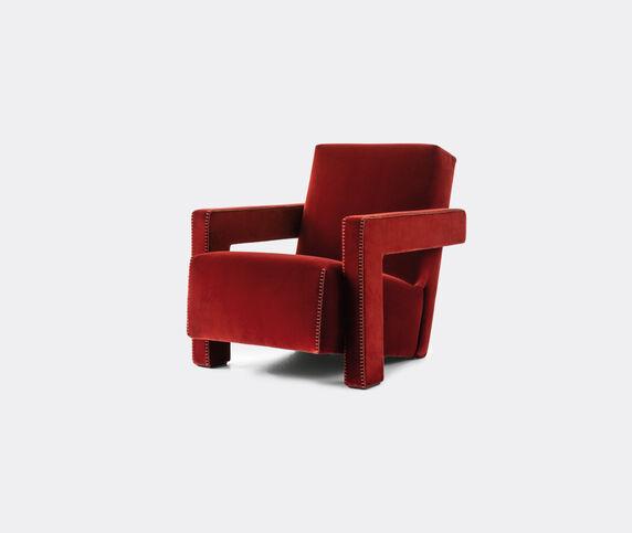 Cassina 'Utrecht' armchair, red