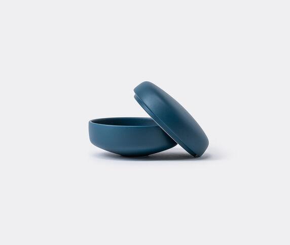 Raawii 'Bon' box, small, mallard blue