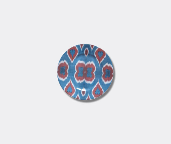Les-Ottomans 'Ikat' plate, small