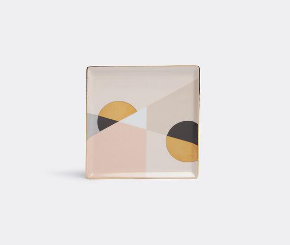 Octaevo 'Siena' ceramic tray, pink