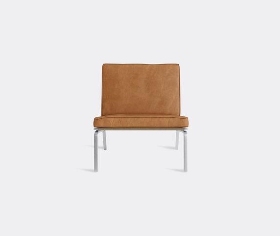 NORR11 'The Man' lounge chair, cognac