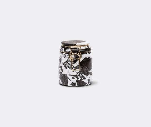 Editions Milano 'Miss Marble' jar, Grand Antique