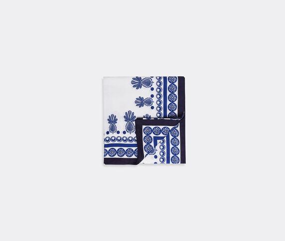 La DoubleJ 'Big Pineapple Blu' medium tablecloth