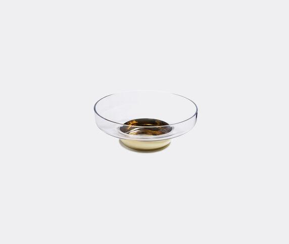 Nude 'Contour' gold bowl