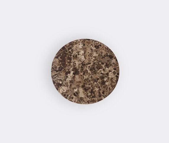 Menu 'Androgyne' table top, emperador dark marble