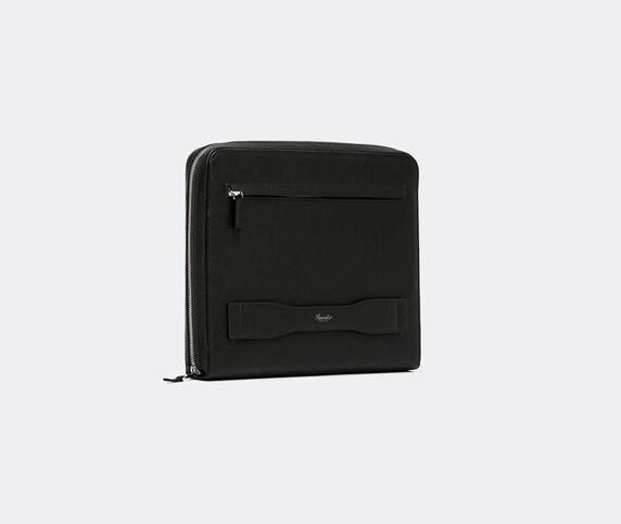 Pineider 'Essential' case, large, black