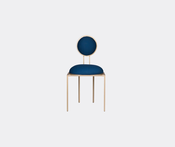 Bohinc Studio 'Orbit' dining chair, petrol