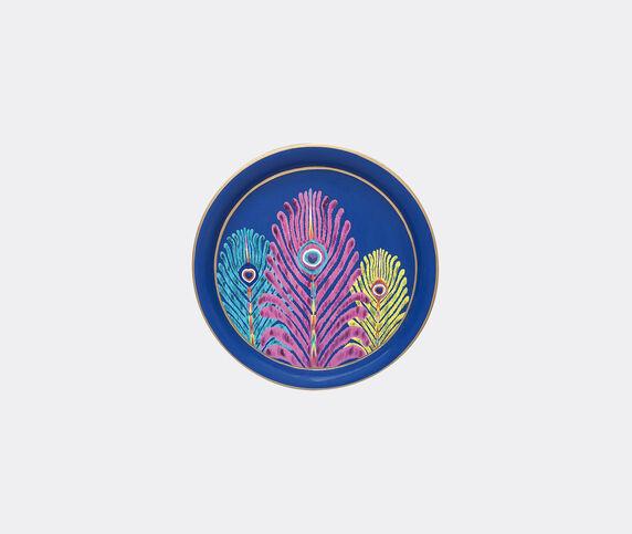 Les-Ottomans Iron tray, circular