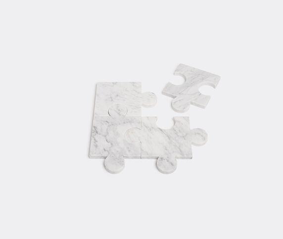 Tre Product Puzzle coasters, set of four
