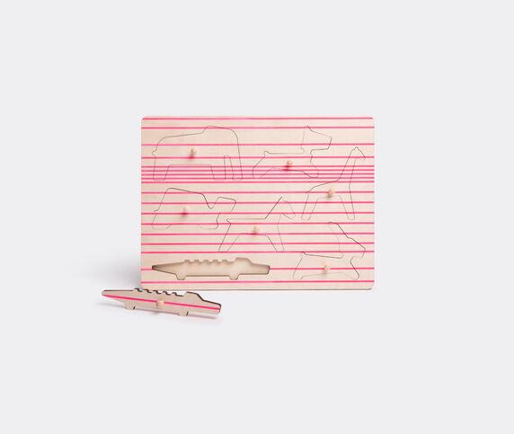 Studio delle Alpi 'Crew' puzzle, pink