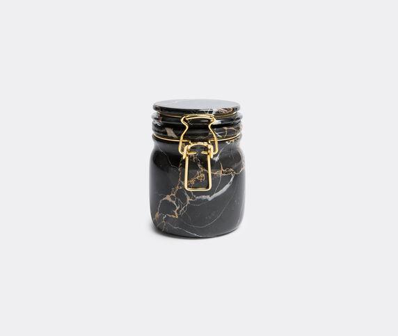 Editions Milano Miss marble' jar, portoro