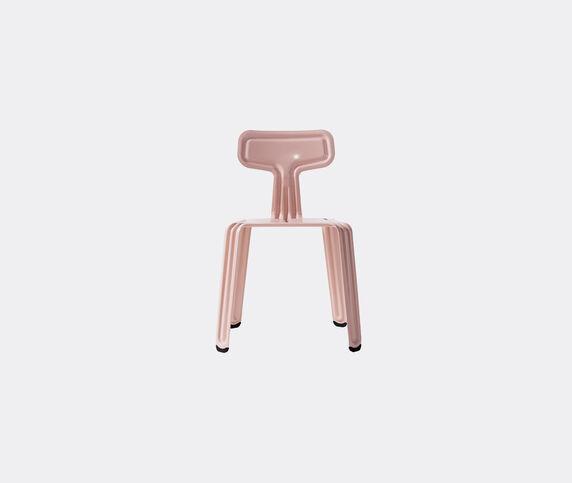 Nils Holger Moormann 'Pressed Chair', glossy dusky pink