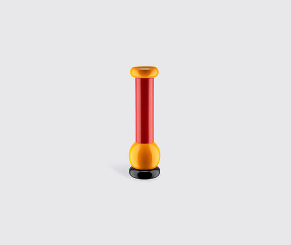 Alessi '100 Values Collection' salt, pepper and spice grinder, tall, red