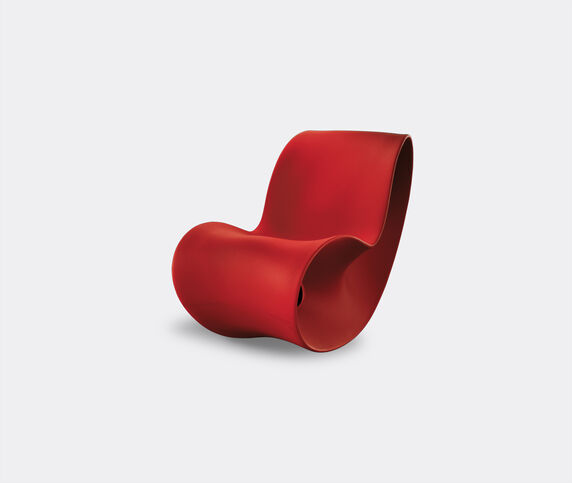 Magis 'Voido' rocking chair, orange