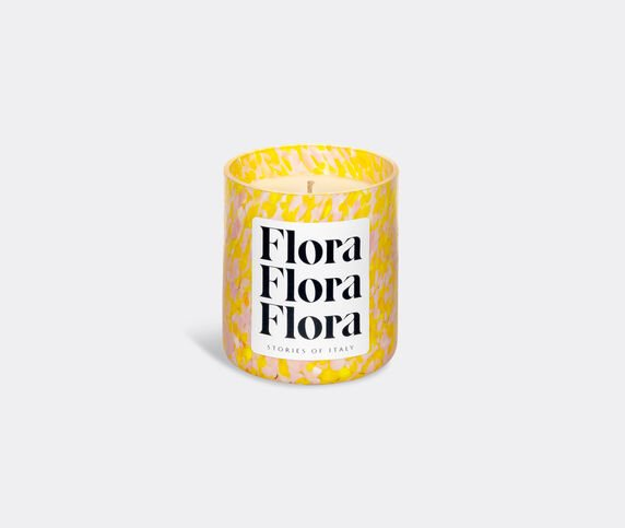 Stories of Italy 'Macchia su Macchia' scented candle, Flora