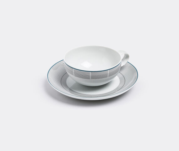 Vista Alegre 'Orquestra' tea cup and saucer