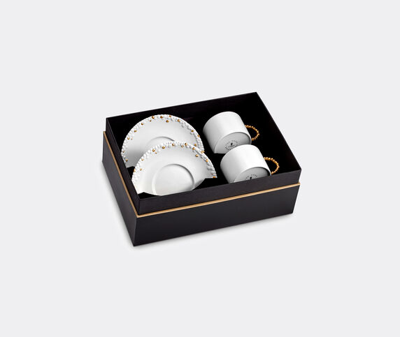 L'Objet 'Mojave' tea cup & saucer, set of two