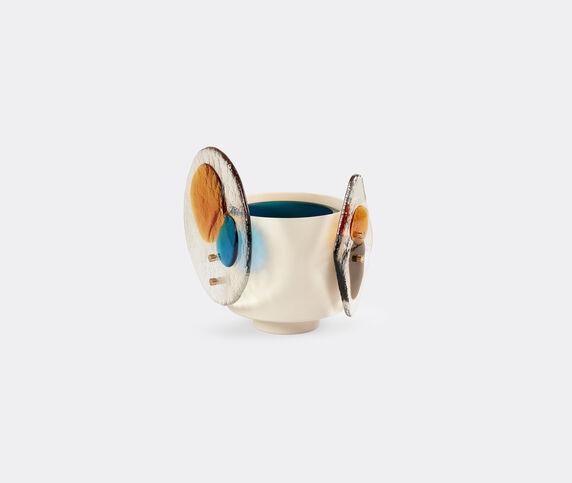 Cassina 'Colourdisc' medium vase, blue