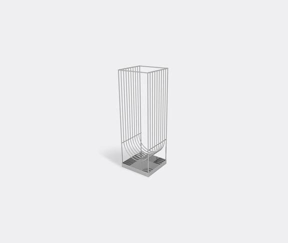 AYTM 'Curva' umbrella stand, silver