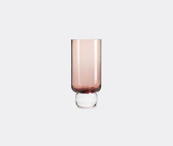 Karakter 'Clessidra' vase, burgundy