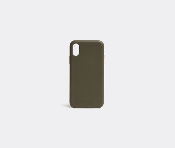 Wood'd iPhone X/Xs case, green