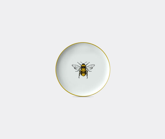 Les-Ottomans 'Insetti' plate, bee