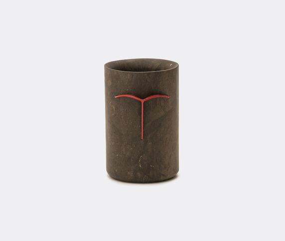 Nero Design Gallery 'Mec' vase, red