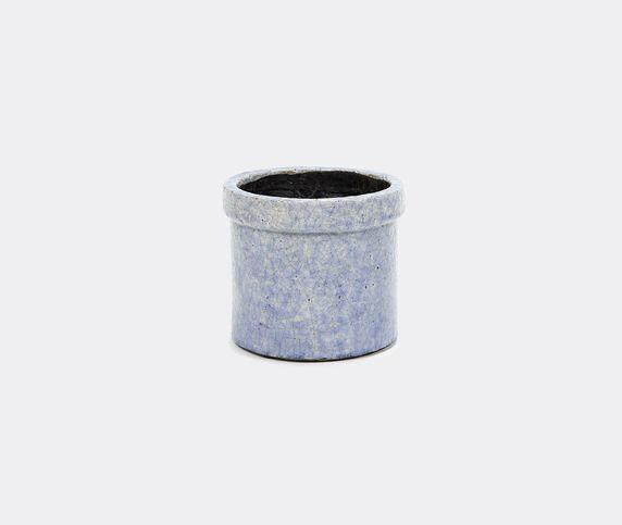 Serax 'Border' pot, small, light blue