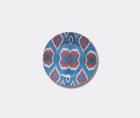Les-Ottomans 'Ikat' plate, large