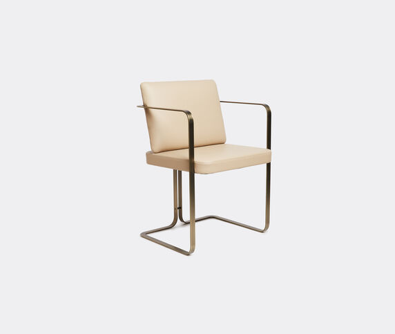 Marta Sala Éditions 'S2 Murena' chair, leather