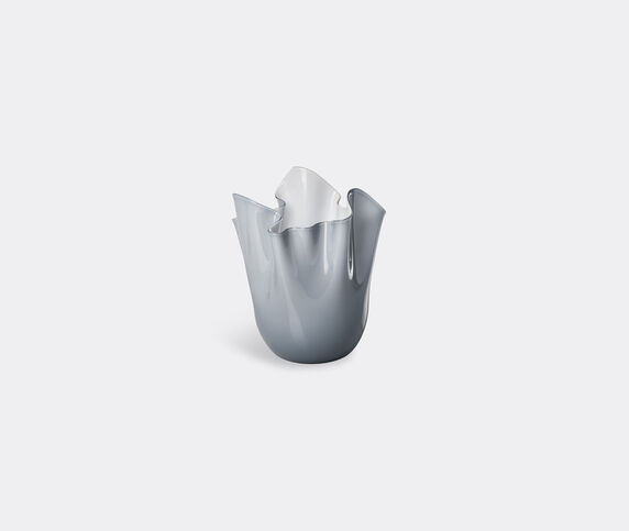 Venini 'Fazzoletto Opalino' vase, M, purple
