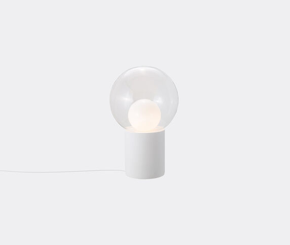 Pulpo High 'Boule' light, white