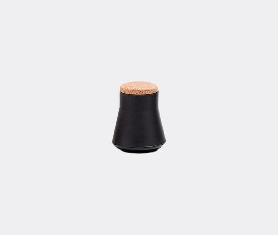 Established & Sons 'Store' jar, M, matt black