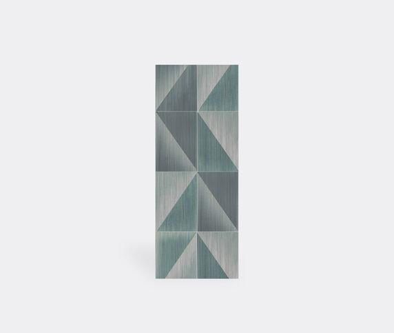 Wall&decò 'Hypotenuse Ts' wallpaper, green
