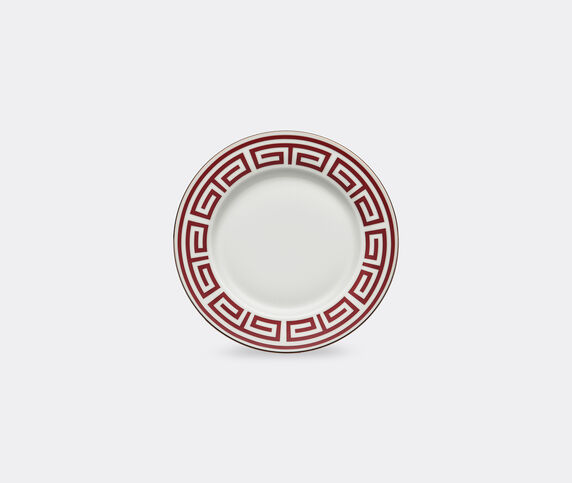 Ginori 1735 'Labirinto' charger plate, red