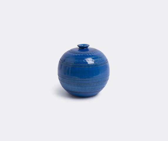 Bitossi Ceramiche 'Rimini blu' ball vase