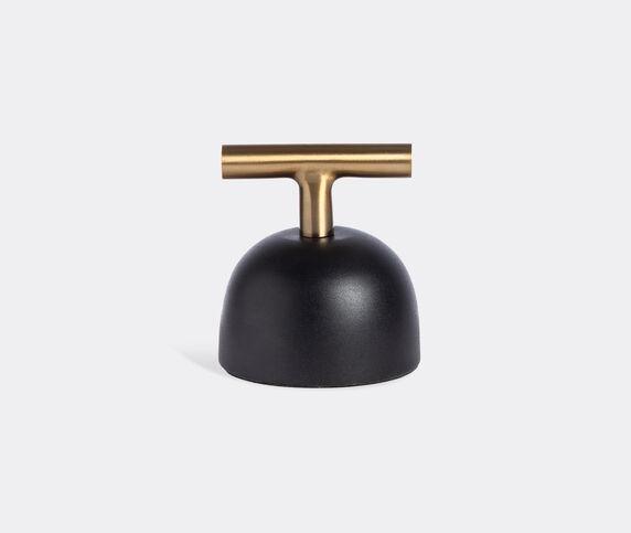 XLBoom 'Carry Away' paperweight, S, brass