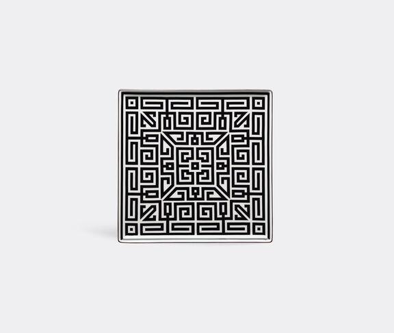 Ginori 1735 Labirinto Vide Poche Squared Plate Cm 30 In. 12 2