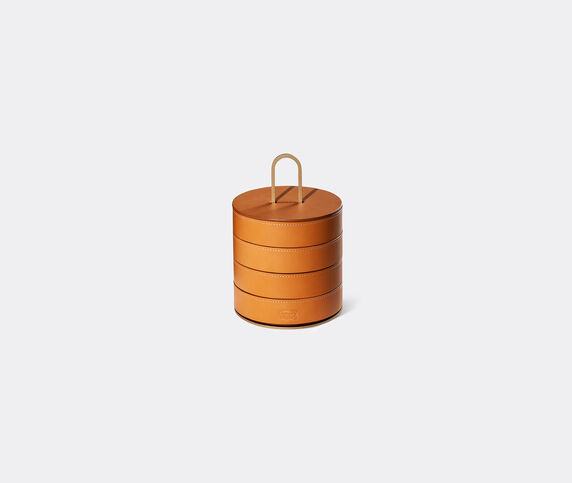 Poltrona Frau 'Zhuang' round stackable case