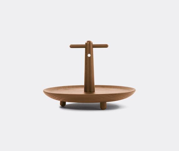 Cassina 'Réaction Poétique' centrepiece with handle, brown
