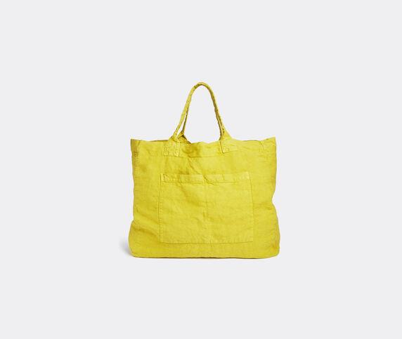 Once Milano Weekend bag, yellow