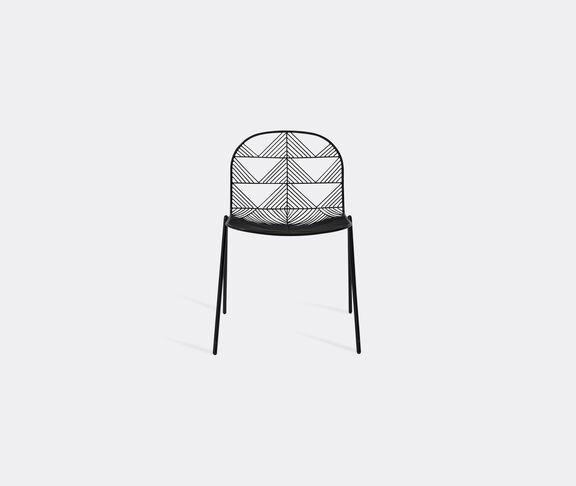 Bend Goods 'Stacking Betty' chair, black
