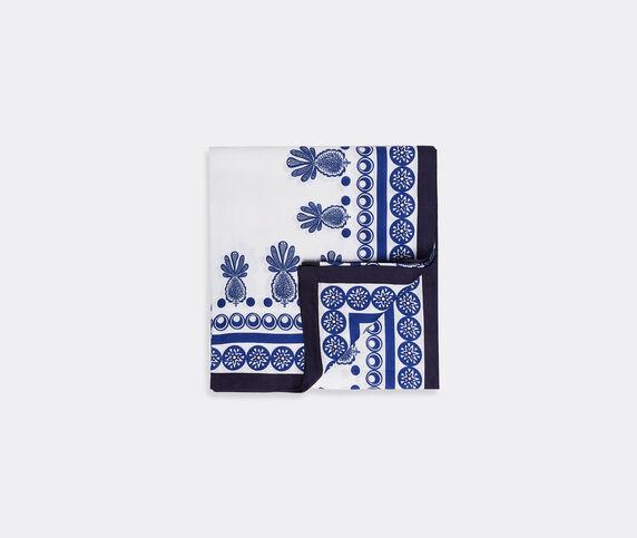 La DoubleJ 'Big Pineapple Blu' large tablecloth